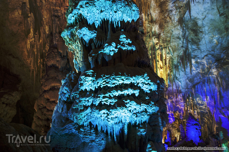 Пещера Прометей в Грузии / Грузия