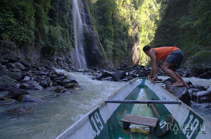Водопады Пагсаньян (Pagsanjan Falls) / Филиппины