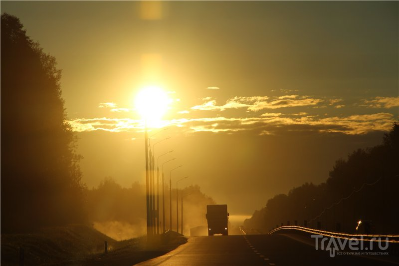 Франция, Испания, Германия. Путешествие из России на машине с двумя маленькими детьми / Белоруссия