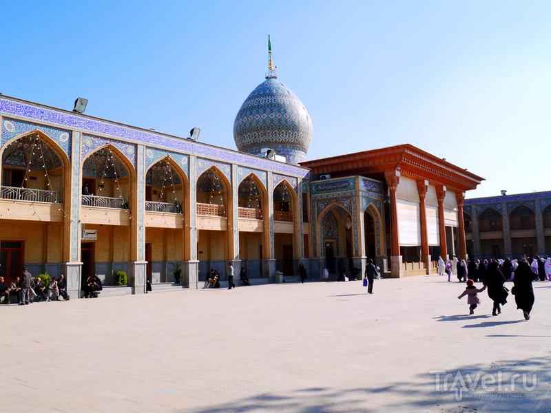 Как бы ни был красив Шираз... / Иран