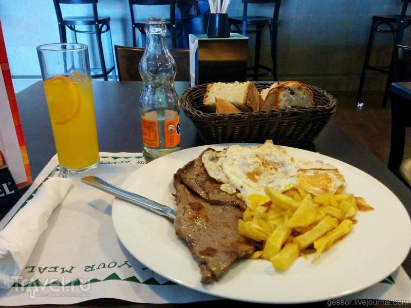 Где, как и за сколько обедать в Европе? Размышления вслух / Польша