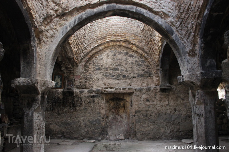 Лориберд - последняя столица средневековой Армении / Армения