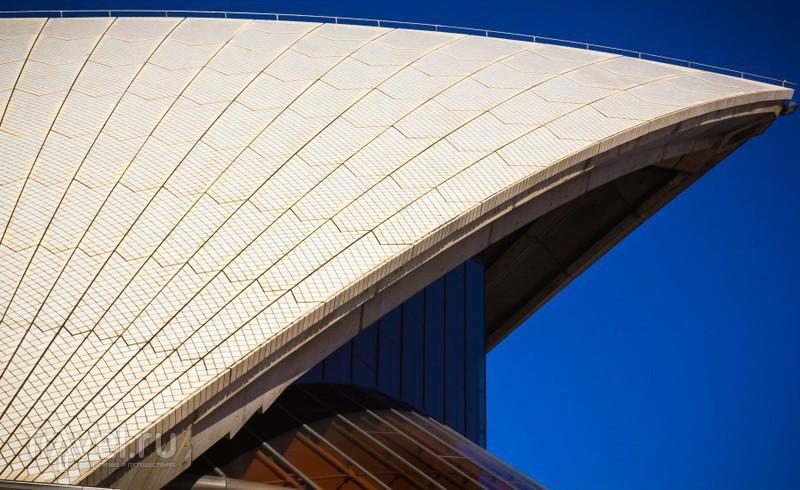 Здание оперы в Сиднее / Австралия