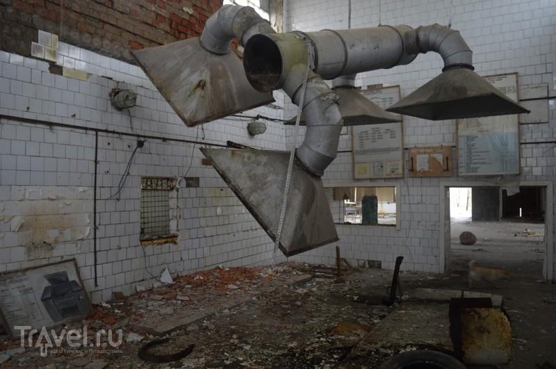 По следам Советской Латвии: город-призрак около Скрунды / Латвия