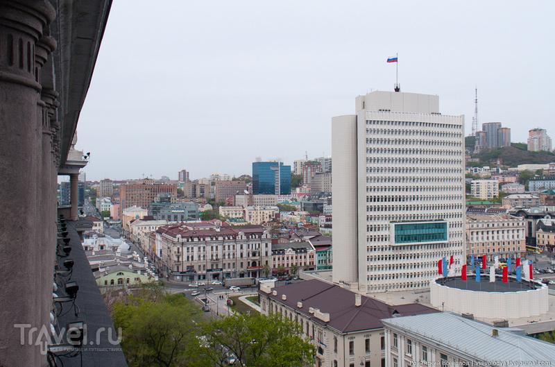 Высотный Владивосток / Россия