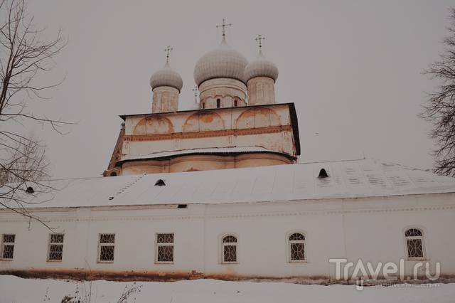 Великий Новгород: Знаменский Собор
