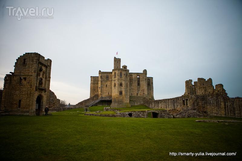 Англия, Йоркшир, Нортумберленд: сводный отчет c маршрутом о нашей поездке в марте / Фото из Великобритании