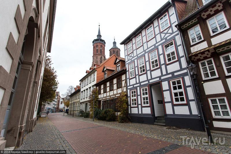 Осенние Кассель и Гёттинген / Фото из Германии