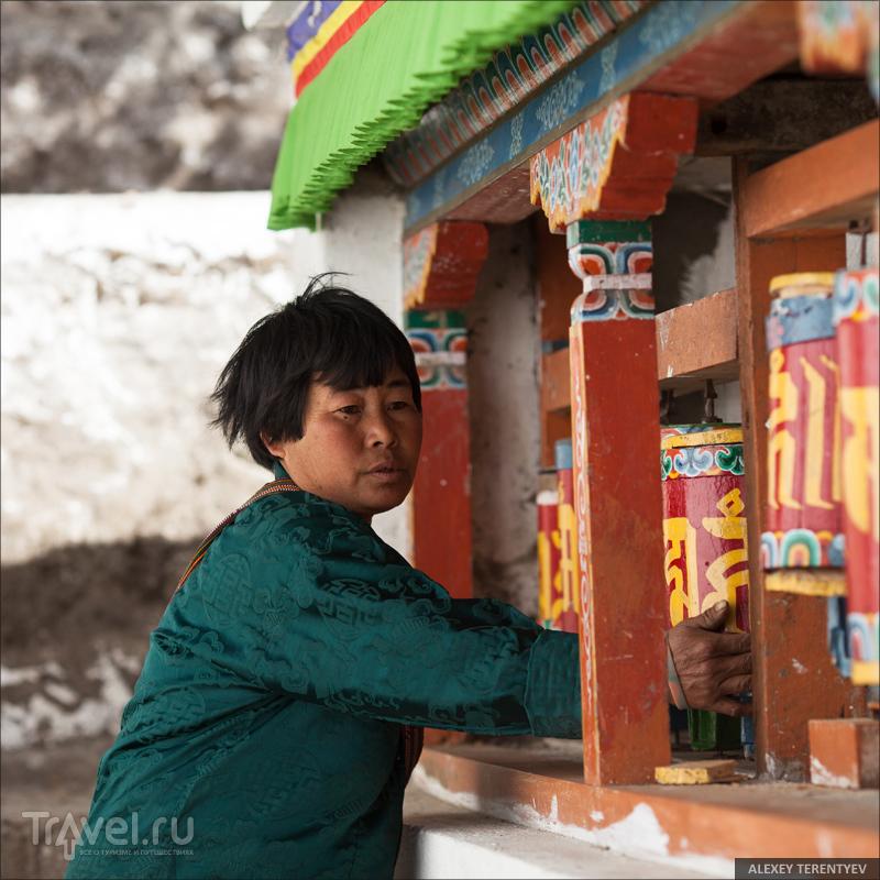 Большое путешествие в Индийский Тибет на ежегодный буддийский фестиваль Торгья... / Индия