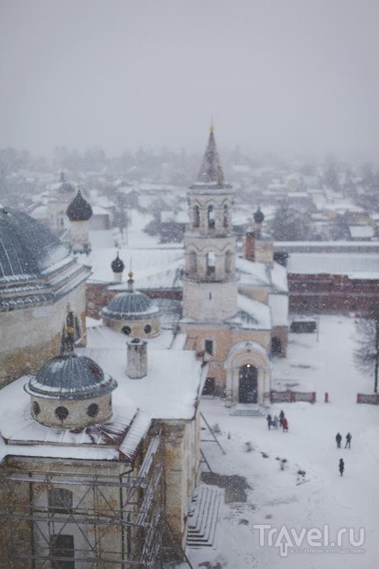 Январское путешествие в Торжок / Россия