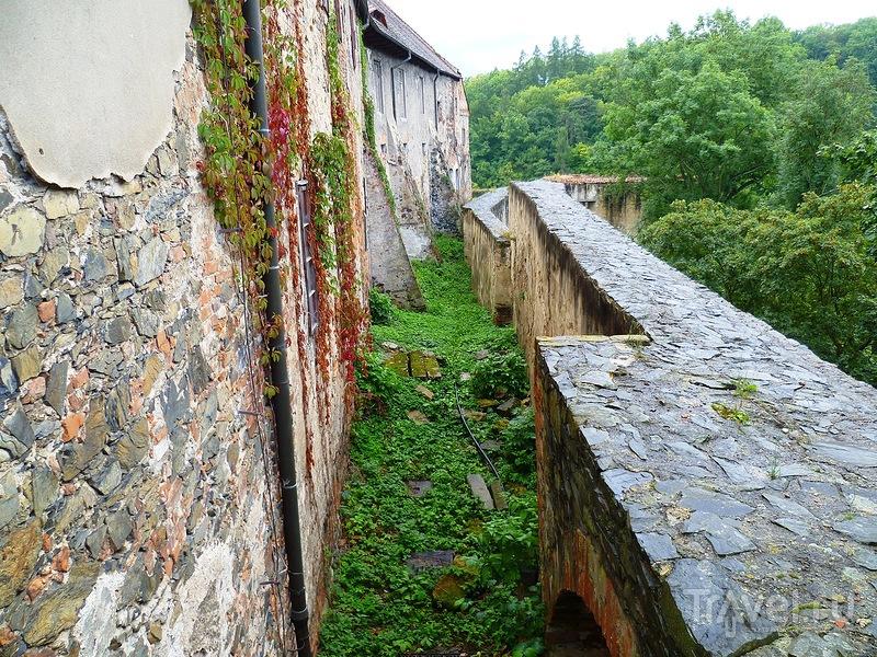 Чехия. Замок Кршивоклат / Чехия