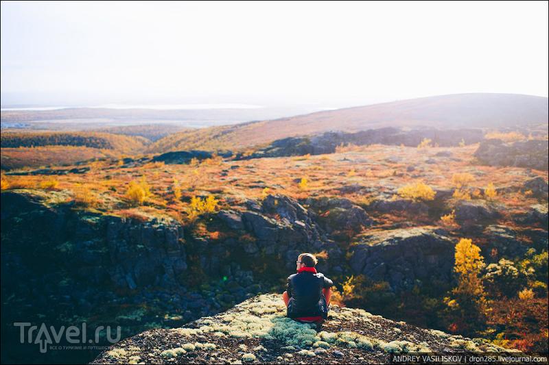 Кировск. Гора Айкуайвенчорр / Россия
