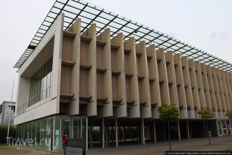 Голландский павильон в Ганновере / Фото из Германии