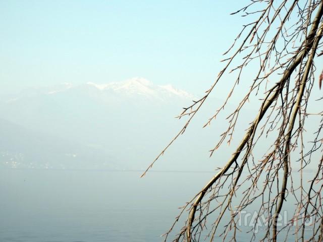 Каннеро Ривьера - рай на озере Лаго Маджоре / Италия