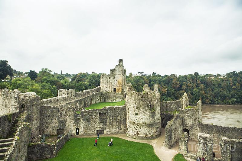 Chepstow Castle / Фото из Великобритании