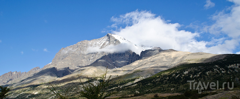 Патагония. Чили. Пики Торрес-дель-Пайне / Чили