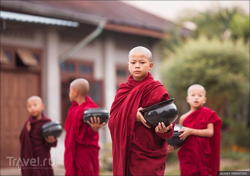 Мы едем в Сипо (Hsipaw)... / Мьянма