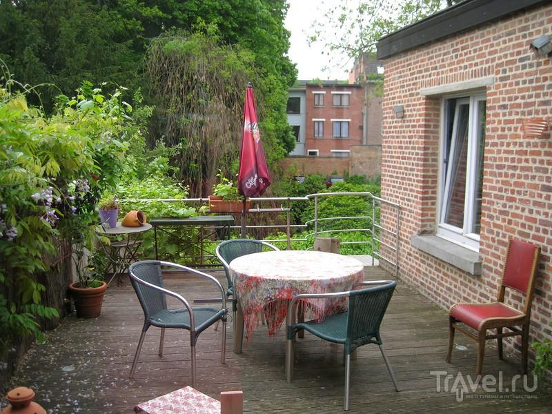Бельгия. Фермерский туризм и частный сектор / Бельгия