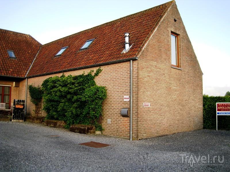 Бельгия. Фермерский туризм и частный сектор / Нидерланды