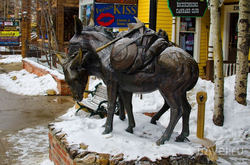Брекенридж и окрестности (Колорадо) / США