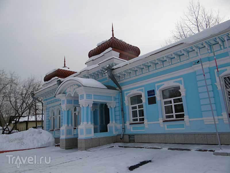 Томск. Подземелье купца Хамитова / Россия
