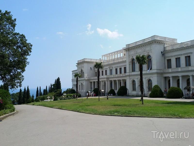 Крым 2014: Дворцы и парки большой Ялты за один день / Россия