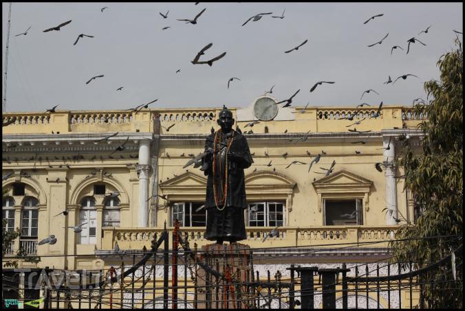 Дели. Столица Индии или её главная помойка? / Индия