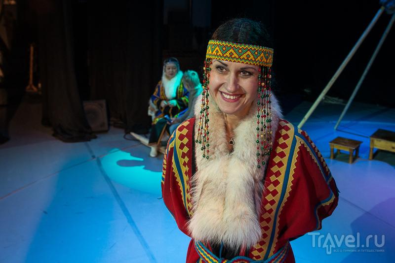 Искусство бить в бубен / Фото из России
