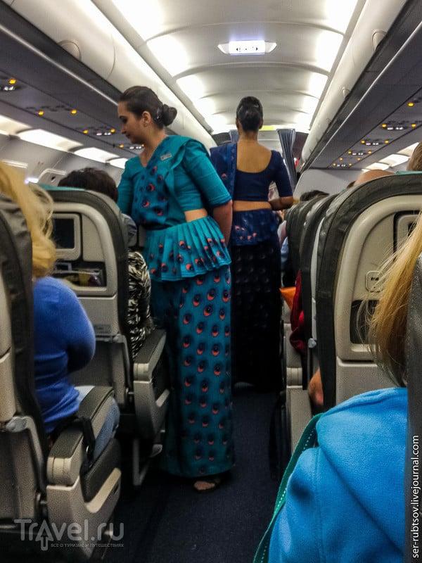 Как я полетел на Шри-Ланку / ОАЭ