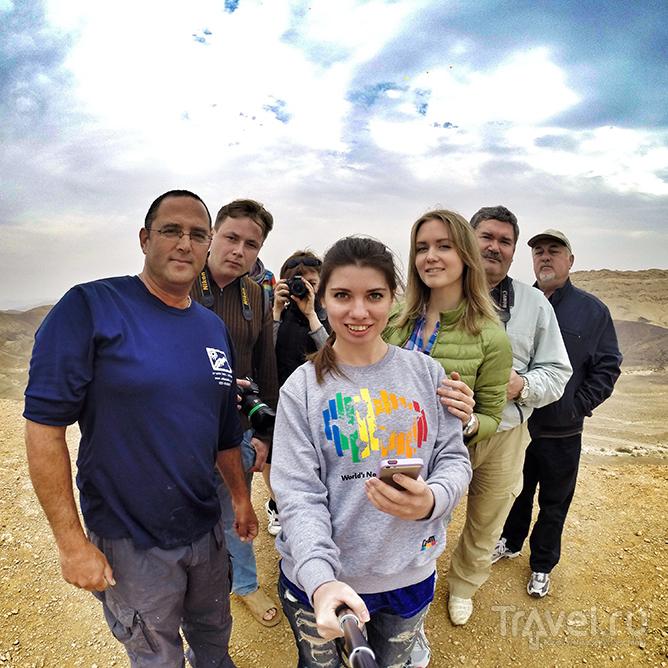 Мой мир никогда не будет прежним: Махтеш Рамон / Израиль