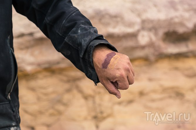 Мой мир никогда не будет прежним: Махтеш Рамон