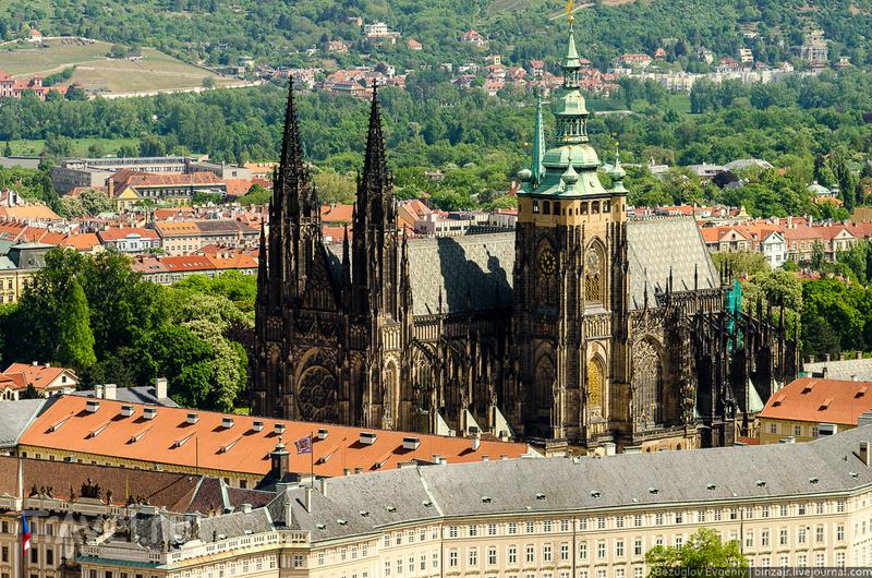 Прага - 2013 / Фото из Чехии