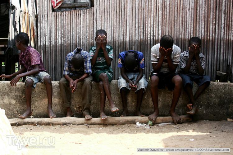 Бенин. Западноафриканская Венеция / Бенин