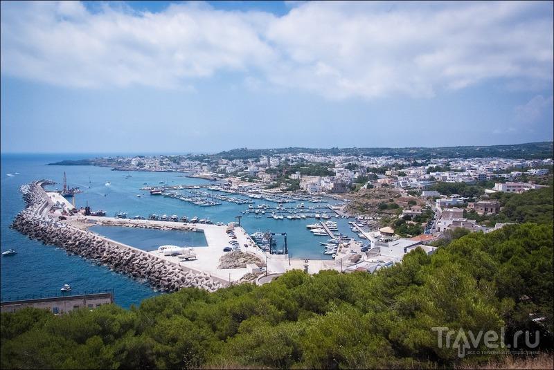 Сента Мария Леука, столица двух морей / Фото из Италии