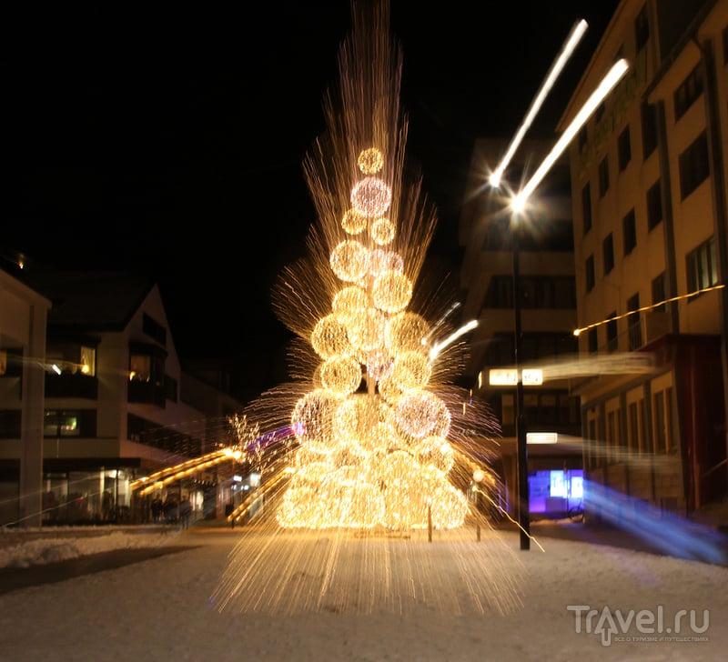 Норвегия. Городок Будё / Норвегия