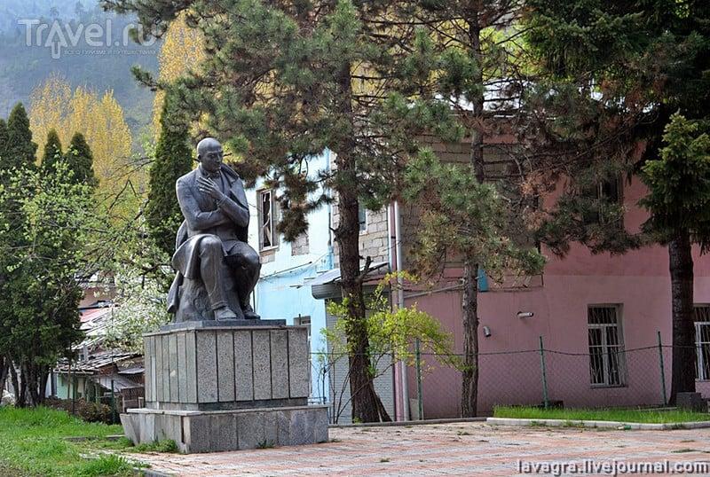 Контрасты Грузии на примере забвения Боржоми и возрождения Ахалцихе / Грузия