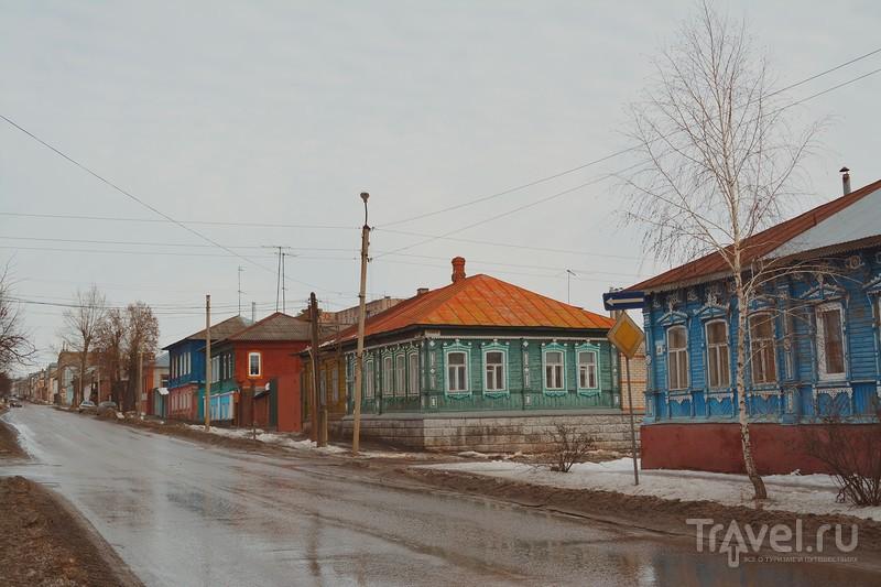 Елец: от вокзала к центру города / Россия