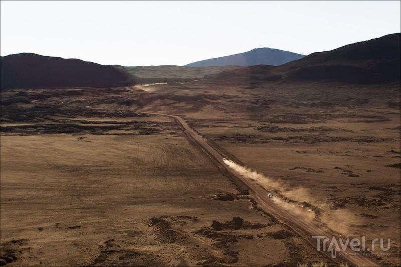 Забраться на вулкан, остров Реюньон / Фото из Реюньона