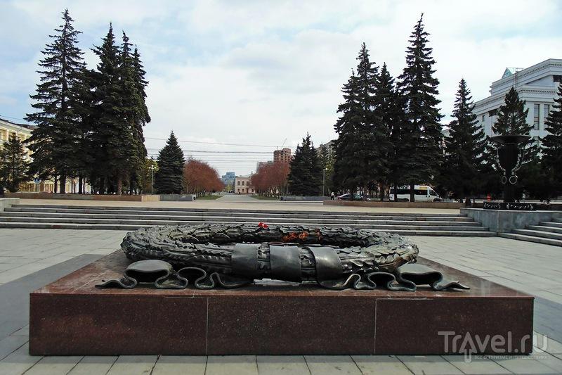 Челябинск. Продолжаем знакомство / Россия