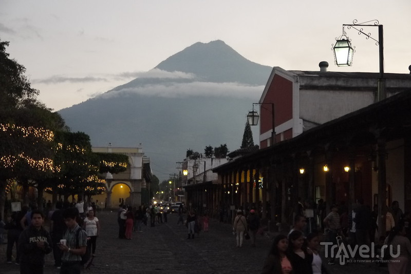 Вулканы Гватемалы / Фото из Гватемалы