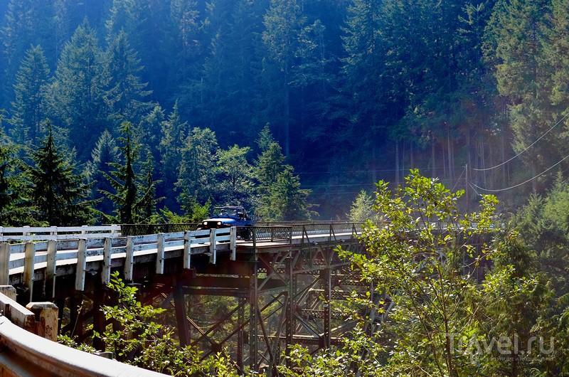Национальный парк Rainier (Рейньер) / США