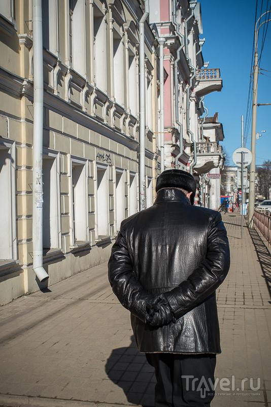 Поездом в Ярославль / Фото из России
