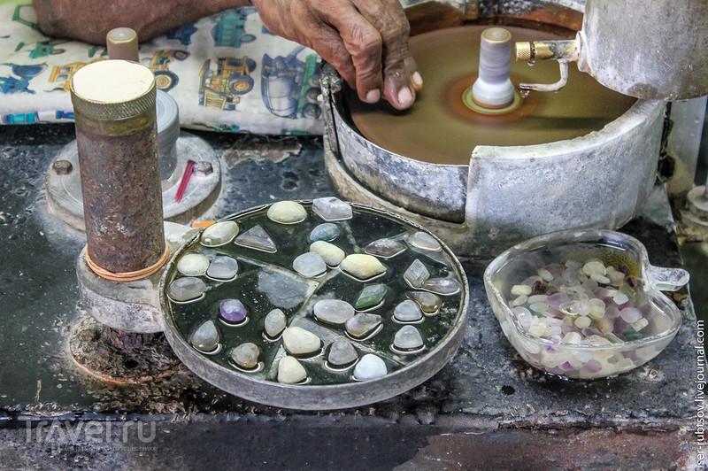 Как я на Шри-Ланке добыл лунный камень / Шри-Ланка