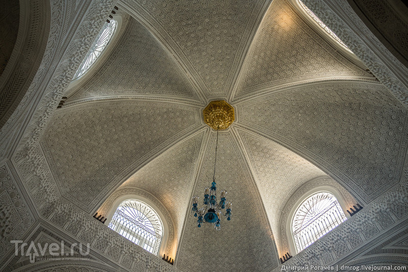 Тот самый музей Бардо в Тунисе / Фото из Туниса