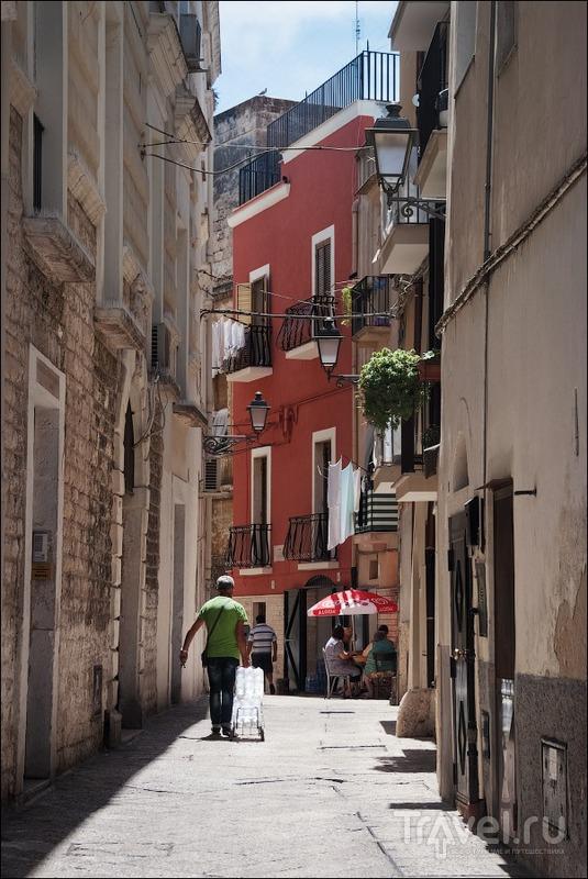 Южная столица Бари / Фото из Италии