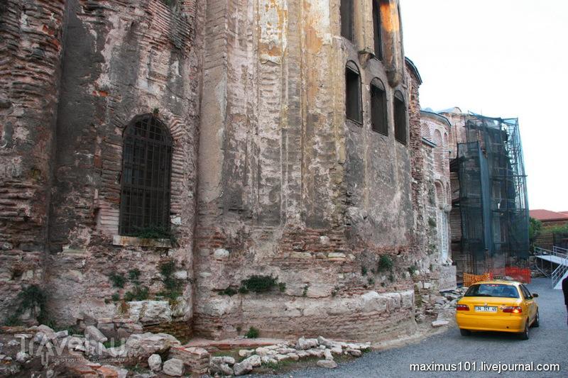 Четвертый холм Константинополя / Турция