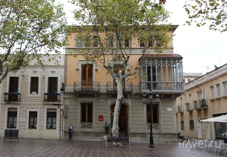 Террасы Барселоны / Испания