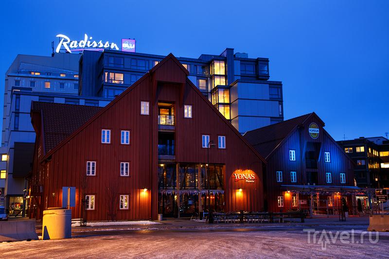Северная Норвегия. За полярным кругом / Фото из Норвегии