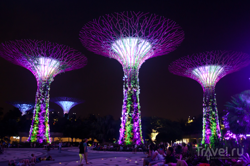 В Сингапур на 2 дня из Куала-Лумпура / Малайзия