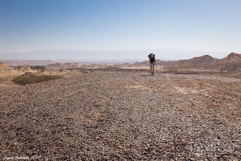 "Два дня, два археолога, один ""Путь Благовоний"" / Израиль"